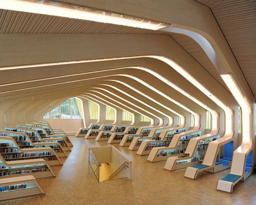 Helen Amp Hard Vennesla Library And Cultural Center
