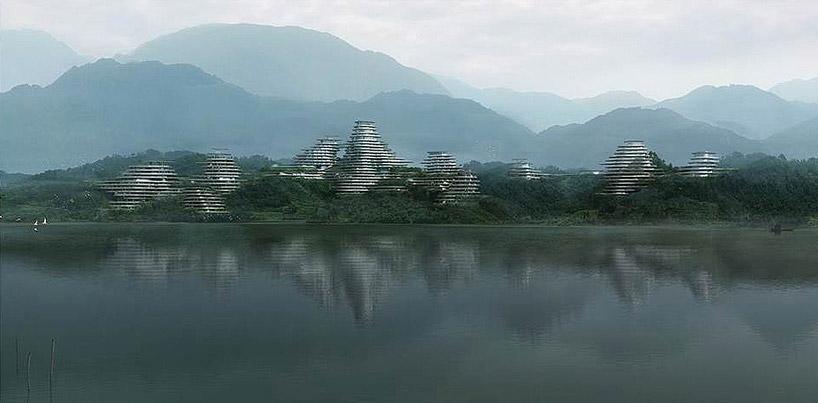 Ma Yansong Mad Architects Shan Shui City At Designboom Conversation
