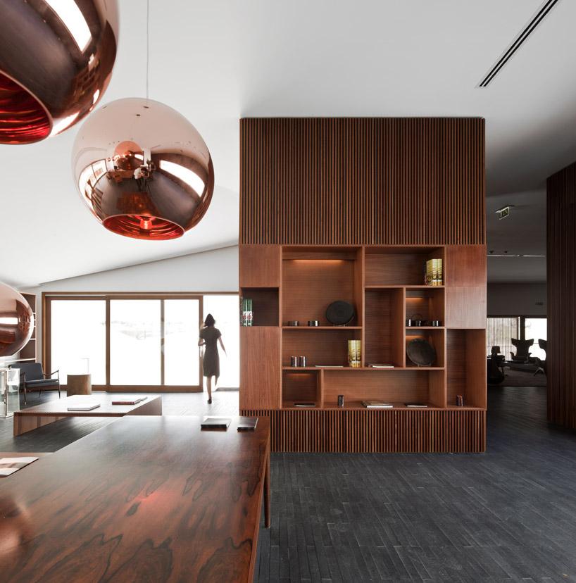 Studio Mk27 Land Vineyards Interior Design
