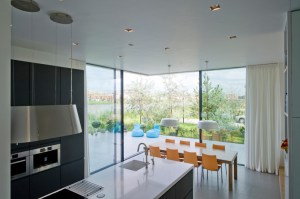 MARC architects: villa S2, amsterdam