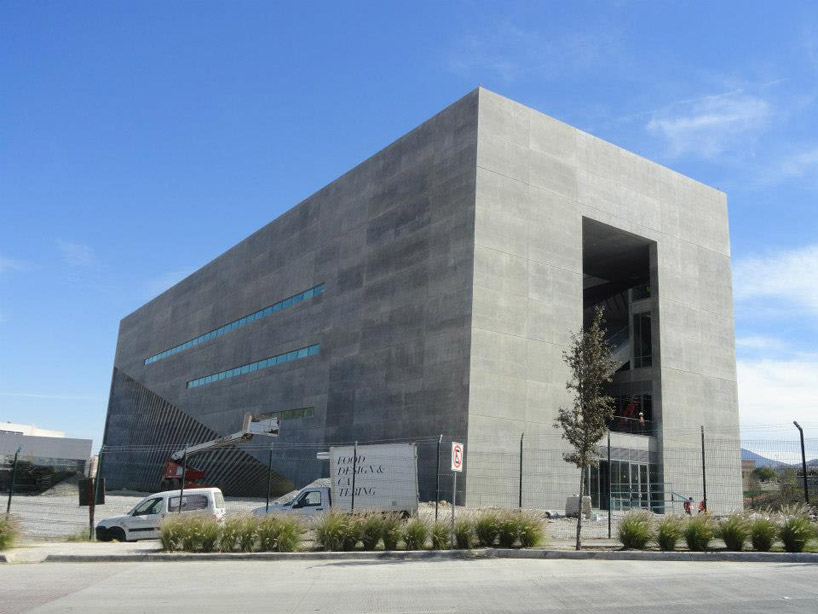 Tadao Ando Centro Roberto Garza Sada At UDEM Mexico