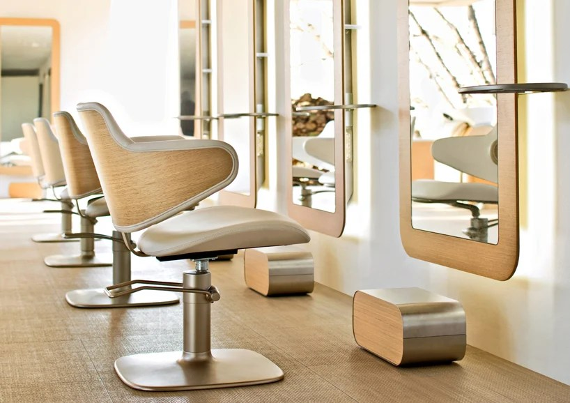 Hair Salon Furniture Elisa And Stefano Giovannoni For