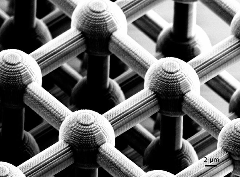 Nanoscale 3D printing by nanoscribe