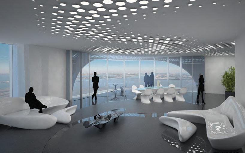 Zaha Hadids One Thousand Museum In Miami