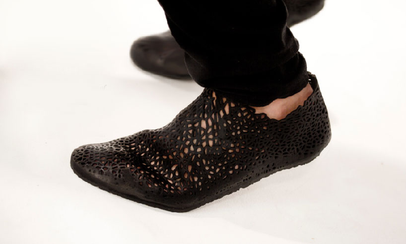 DesignBoom 3D Shoes