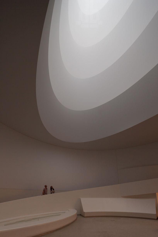 James Turrell At The Guggenheim New York