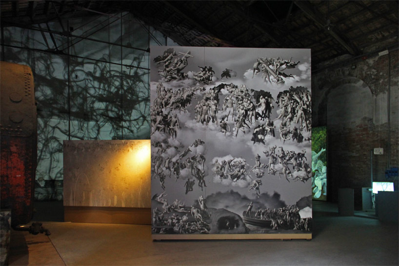 venice art biennale: miao xiaochun at the chinese pavilion