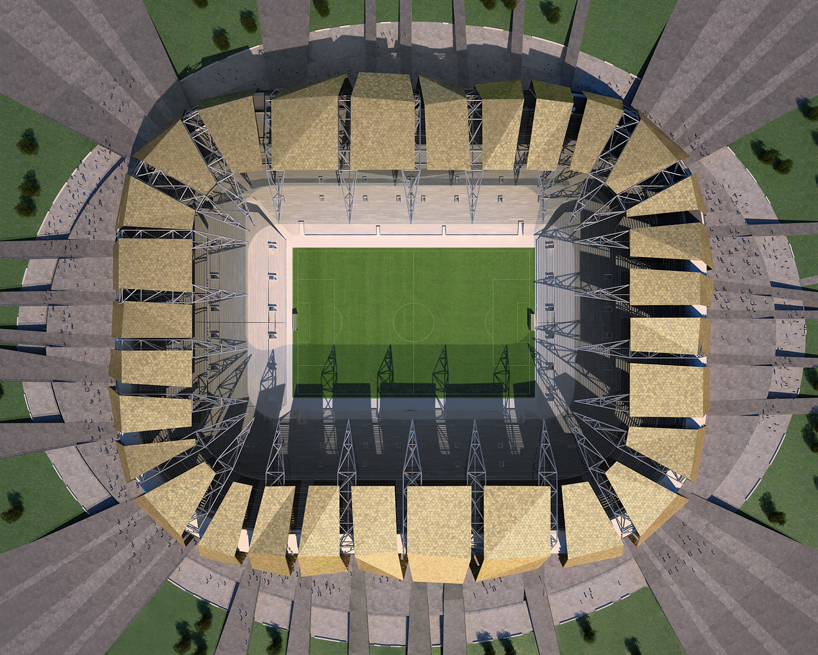 FC Kuban Stadium In Russia Aims To Intimidate