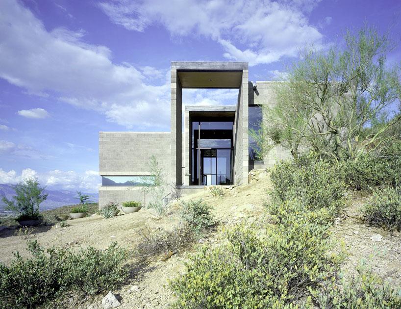 Ibarra Rosano Design Architects Garcia Residence Frames