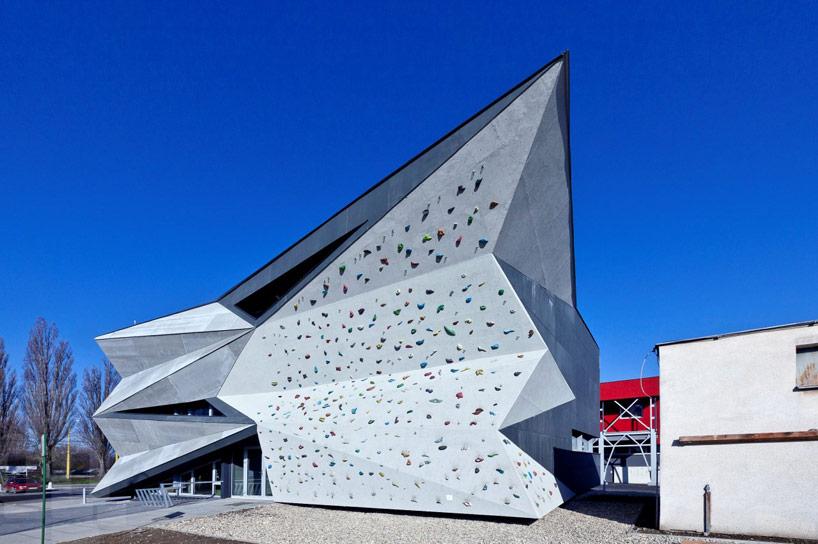 Atrium Studio Turn Heat Exchanger Into Culture Sports Center