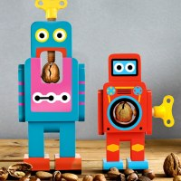 These Robots Are Nutcrackers