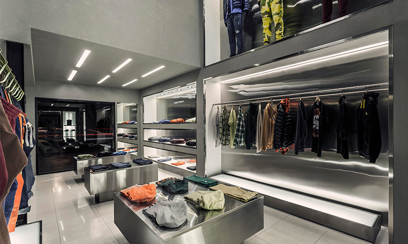 Henky Penky Opens Spaceship Concept Store In Buenos Aires
