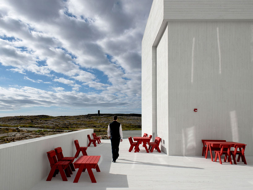 Fogo Island Inn Furniture Conceived By Ineke Hans