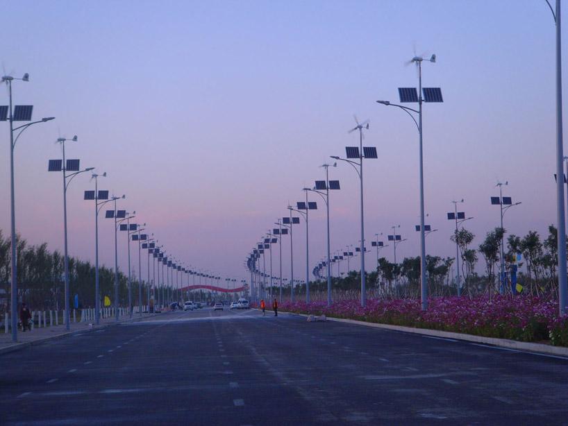 Solar Powered Street Lights Price