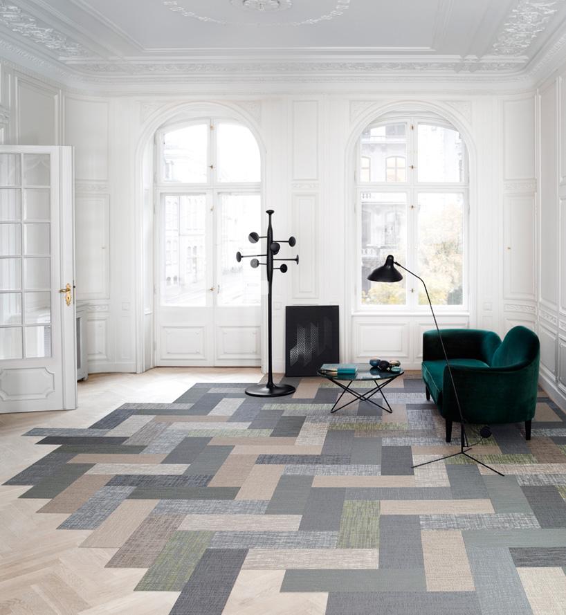 Bolon Debuts Silence A Carpet Collection Influenced By