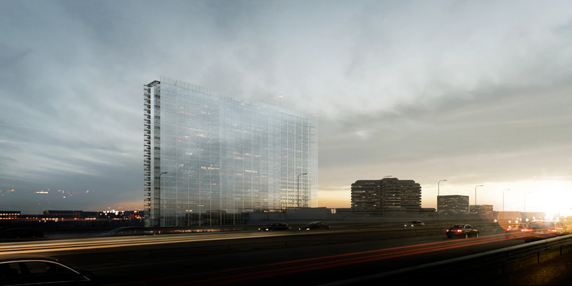 Construction To Start At European Patent Office By Jean Nouvel