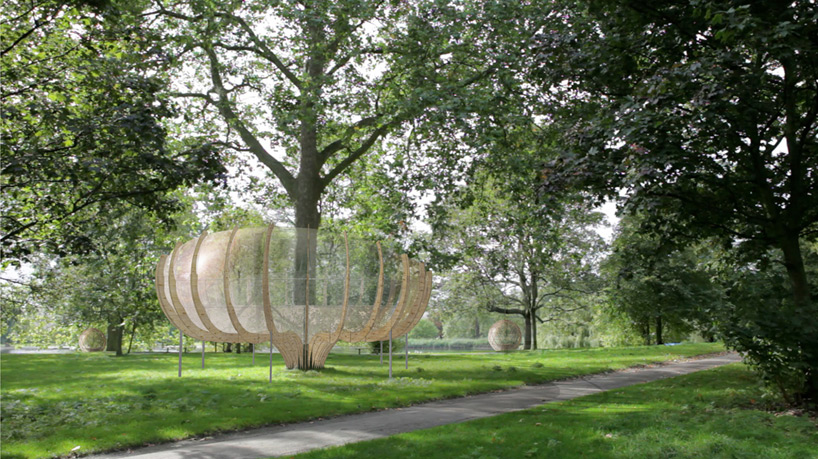 the invisible city shuster moseley designboom