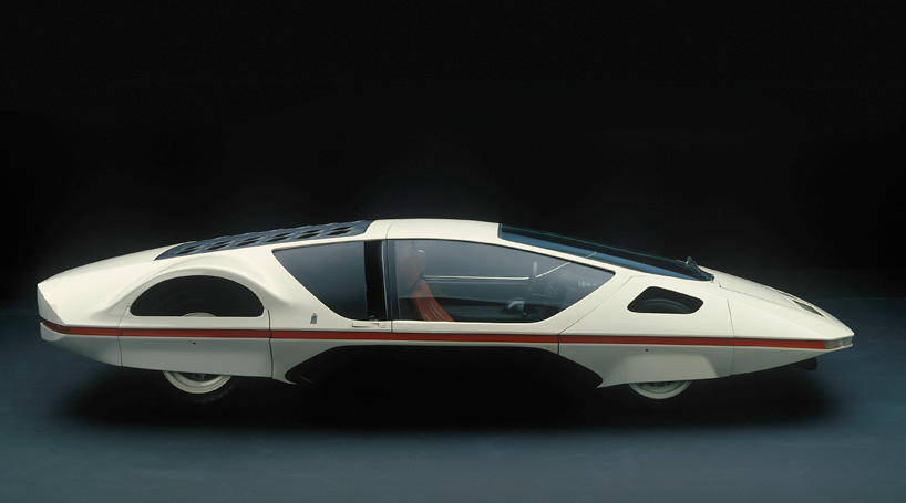 dream cars exhibits the most rare and visionary cars
