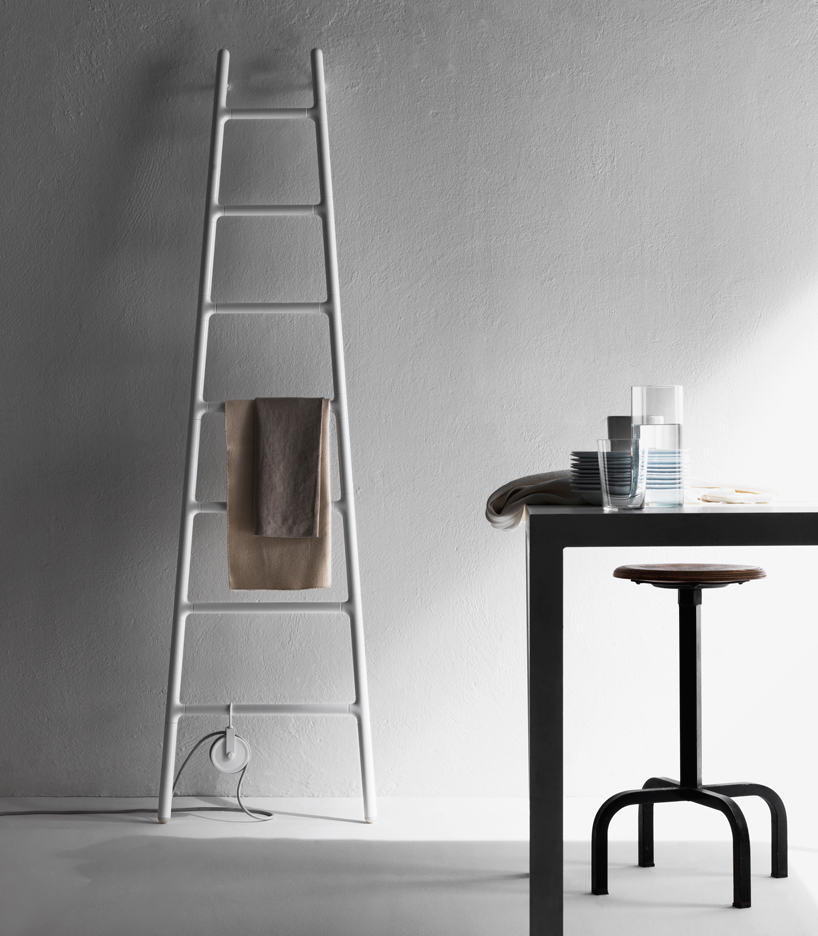 Ladder Shaped Scaletta Radiator By Elisa Giovannoni