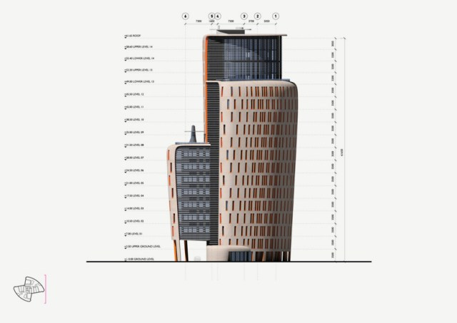 SPARK architects ramzi towers