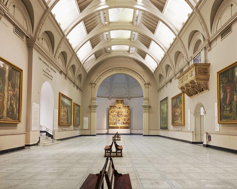 VampA Displays Warped Raphael Paintings For BMWs Double