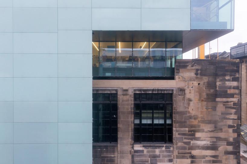 Steven Holl Discusses Reid Building At Glasgow School Of Art