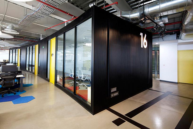 Grupo CP Corporate Interior By Space Arquitectura