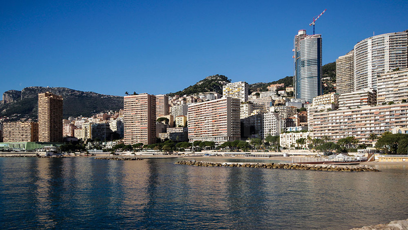 Tour Odon Monacos Tallest Building Nears Completion