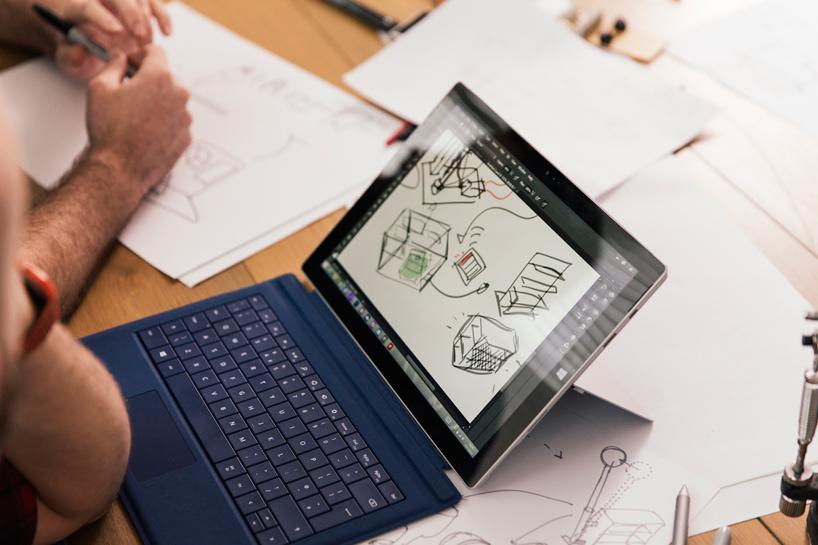 Microsoft Surface Pro 3s Surfacecreate Digital Hub