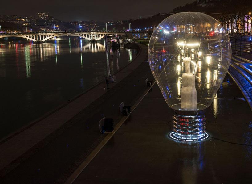 severine fontaine lyon festival of lights