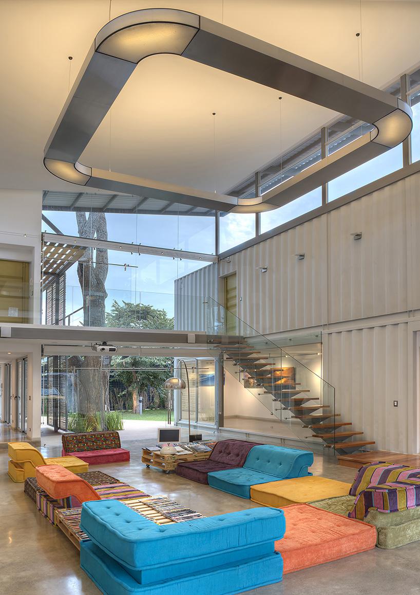 Maria Jos Trejos Fills Containers Of Casa Incubo With Eco Sustainable Solutions