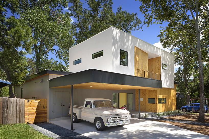 Tree House By Matt Fajkus Architecture In Austin Texas