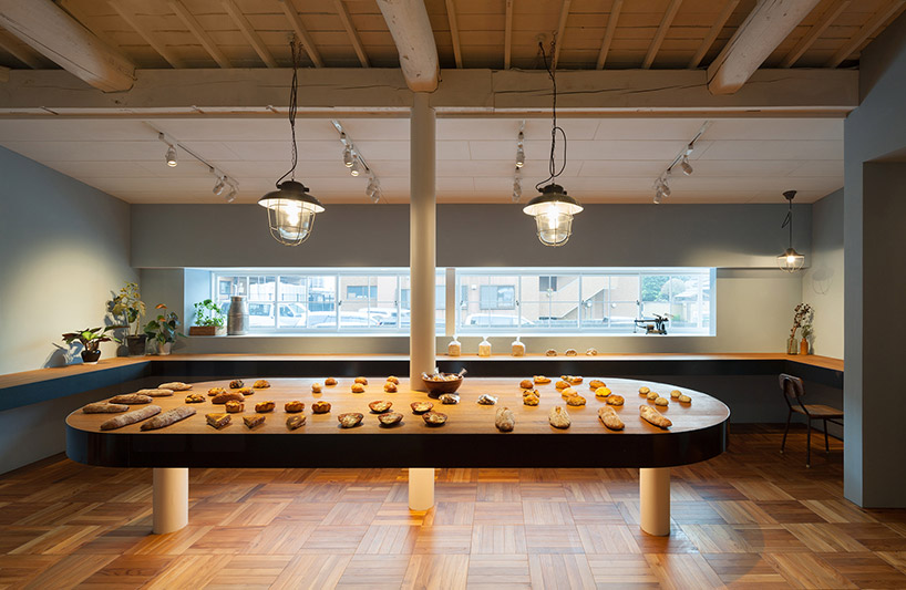 Movedesign Restores Old Japanese House As Bakery Shop In