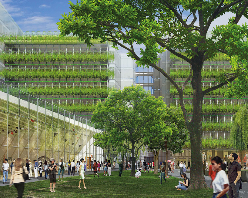 JNBYs Hangzhou Headquarters By Renzo Piano Building Workshop