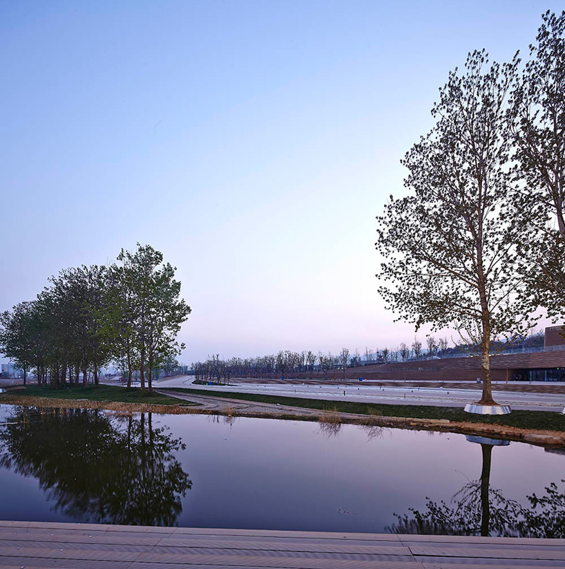 HHD_FUN earthly pond service center china designboom