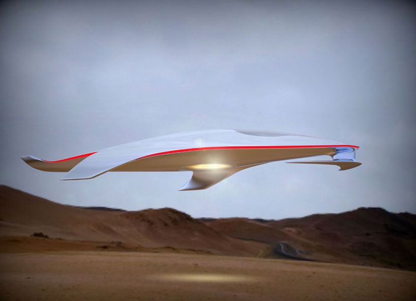 Ferrari Design Director Stretches His Creative Freedom