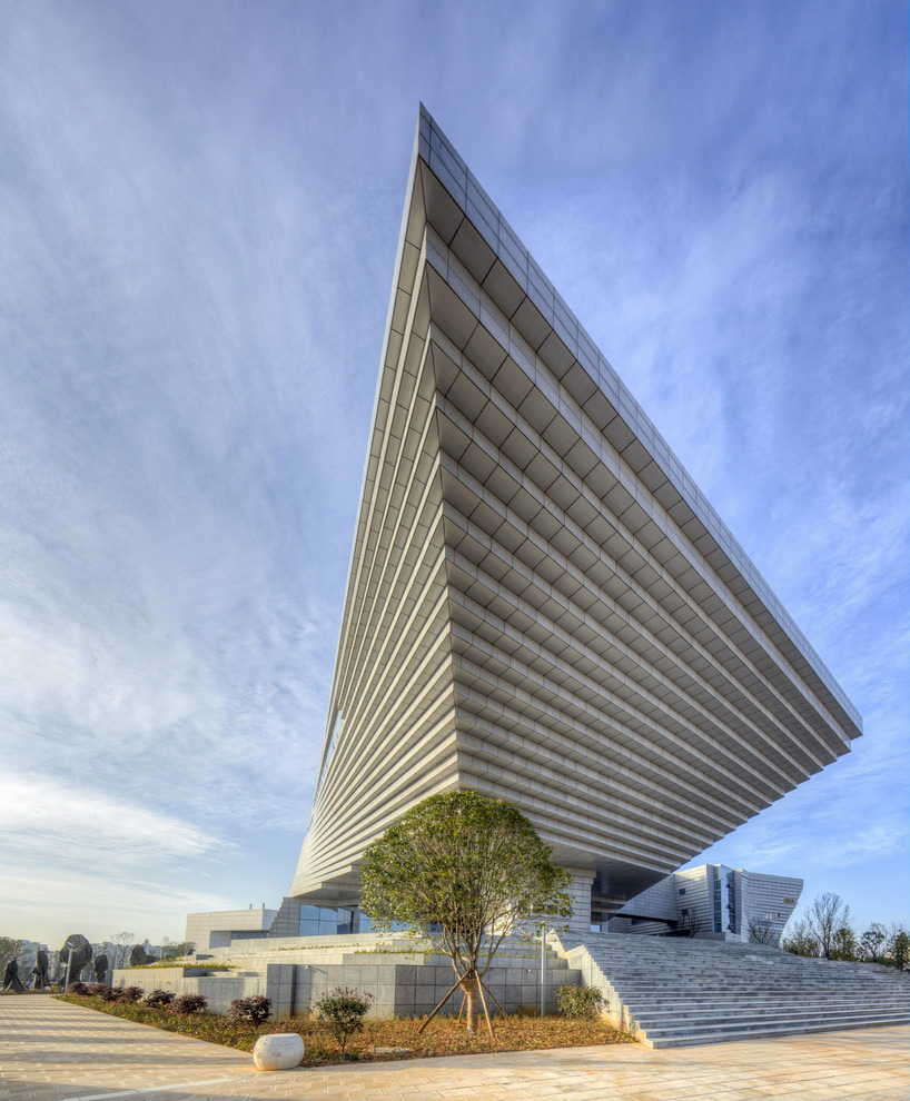Museum For Qujing Culture Center Completed By Hordor