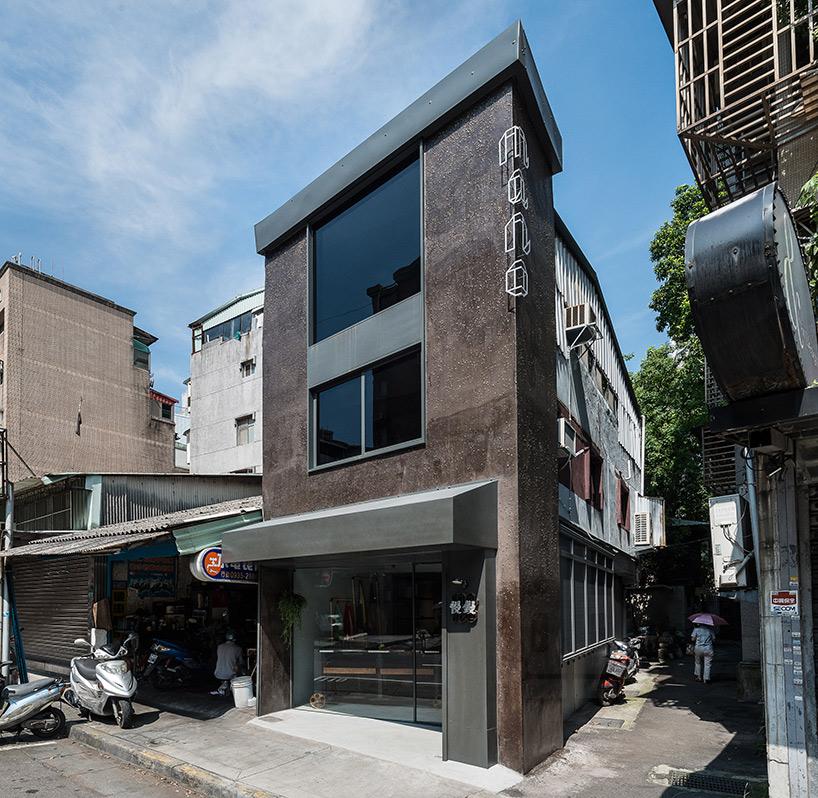 Studio APL Converts Half Century Old Building Into Modern