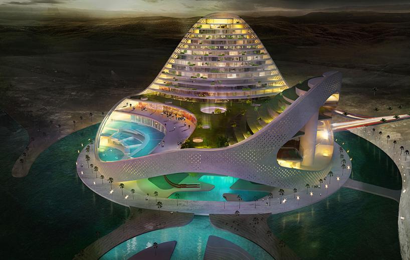 JDS Architects References Turkmenistans Distinctive