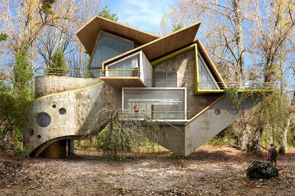 Surreal Architecture: Dionisio González