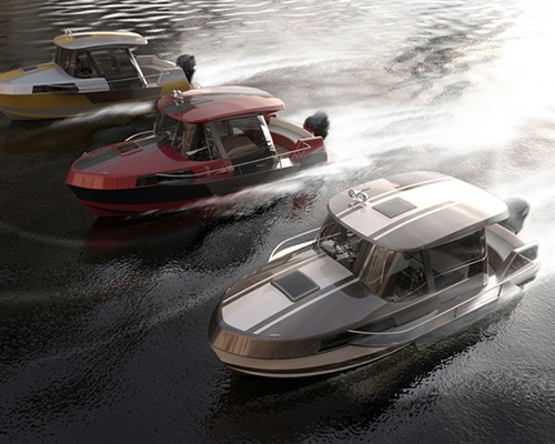 The Mini Of The Yachting World Modern Vintage Unveiled By