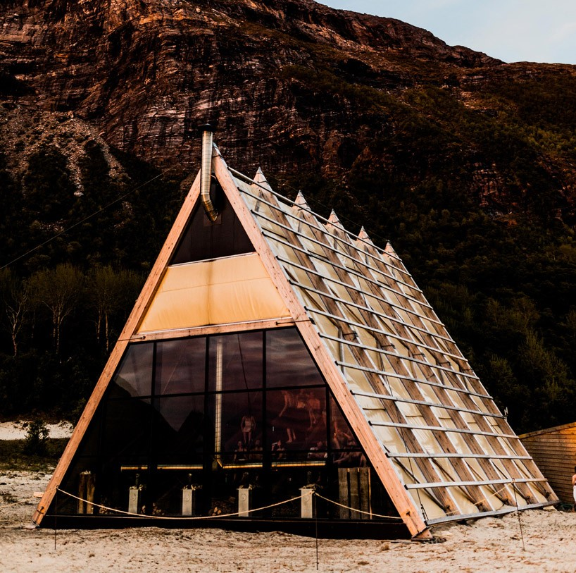TOP 10 Temporary Structures Of 2015