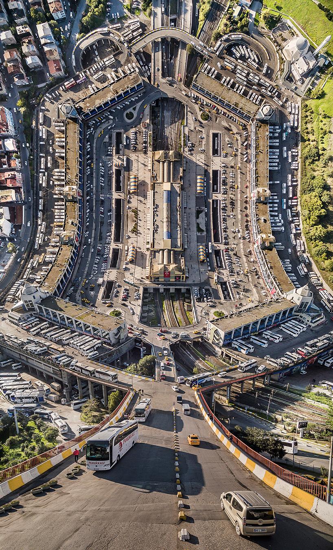 aydin-buyuktas-flatland-warped-cityscapes-designboom-011