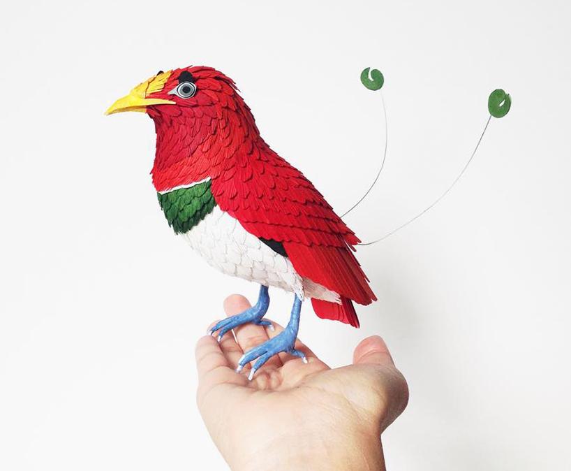 diana-beltran-herrera-paper-aviary-birds-designboom-010