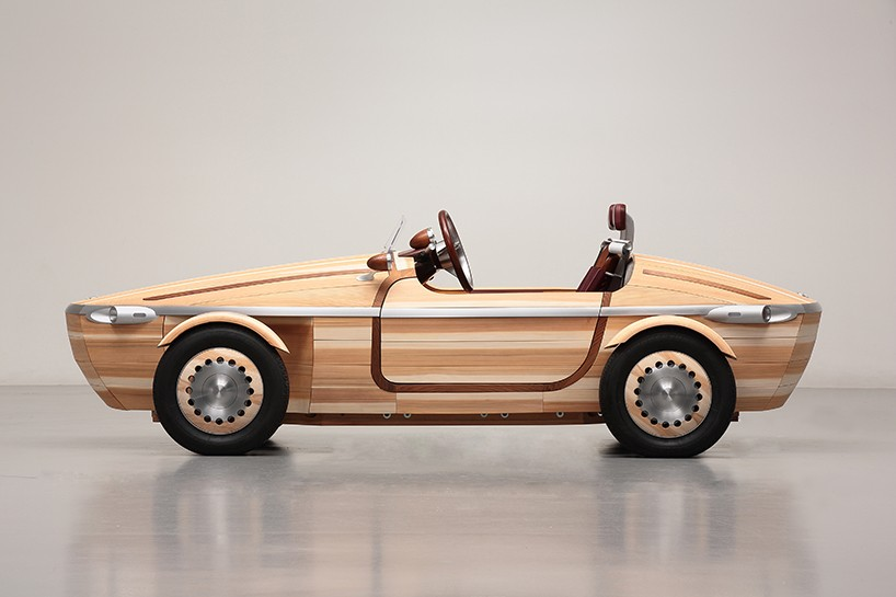 toyota uses traditional japanese wood joinery to assemble setsuna concept vehicle