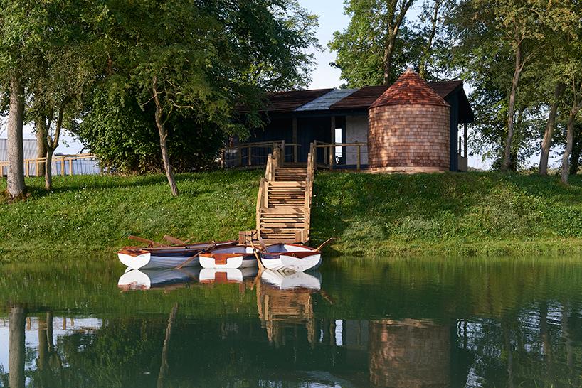 Pond Design Oxfordshire