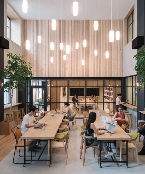 Japan Office Interior Design