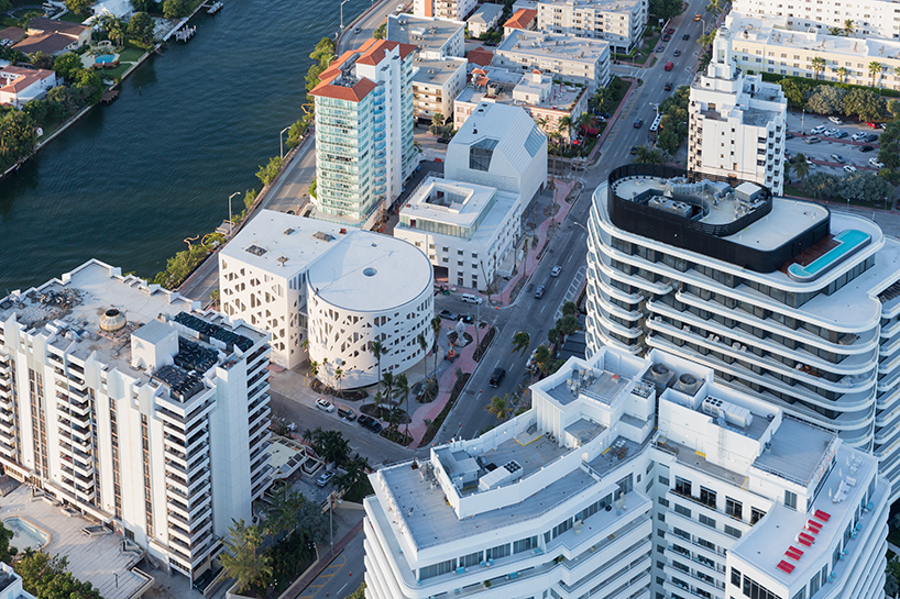 OMA Completes Faena District In Miami Beach