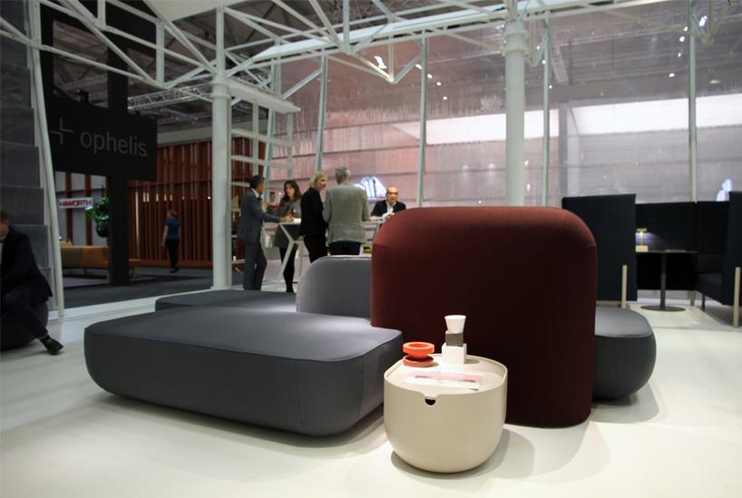 Nendo Presents Alias Okome Furniture At Orgatec 2016