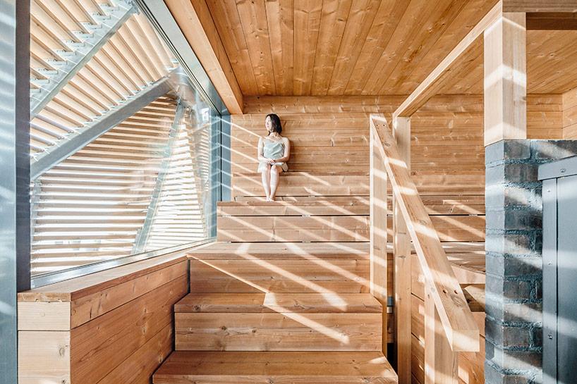 Avanto Architects Completes Loyly Sauna On Helsinki Coast